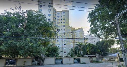 Apartamento 2 Quartos 1 Vaga  Anil. - Abap20069