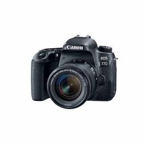 Câmera Cânon 77d