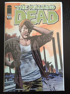 The Walking Dead #73, 74, 75, 76, 77, 78 Inglés 1a Impresión