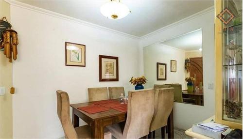 Apartamento Para Compra Com 3 Quartos E 2 Vagas Localizado Na Saúde - Ap54288
