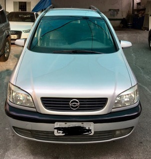 Gm Zafira 2003 2.0- 8v Cd Completa