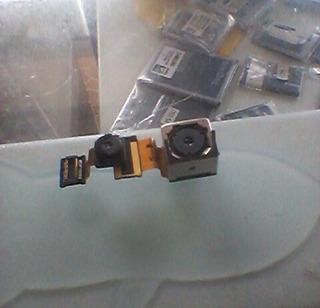 Camara Frontal Y Trasera Lg G2 Mini D620 D618 D625 Garantia