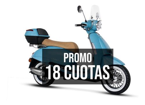 Scooter Beta Tempo 150 Baul Parabrisas 18 Ctas De $15600