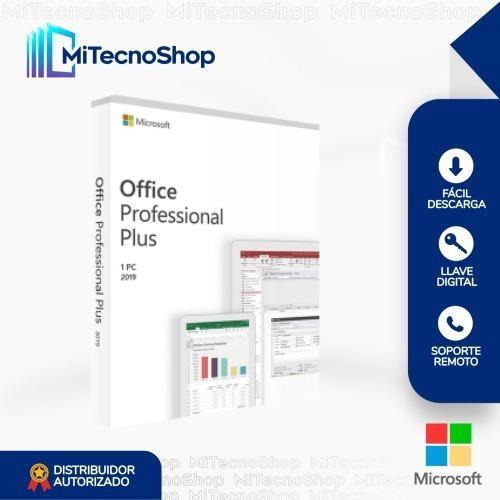 Licencias - Oficina 2019 Proplus   Esp   Original Office