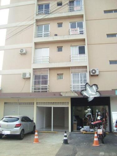 Loja Para Alugar, 23 M² Por R$ 1.100/mês - Jardim Luz - Aparecida De Goiânia/go - Lo0097