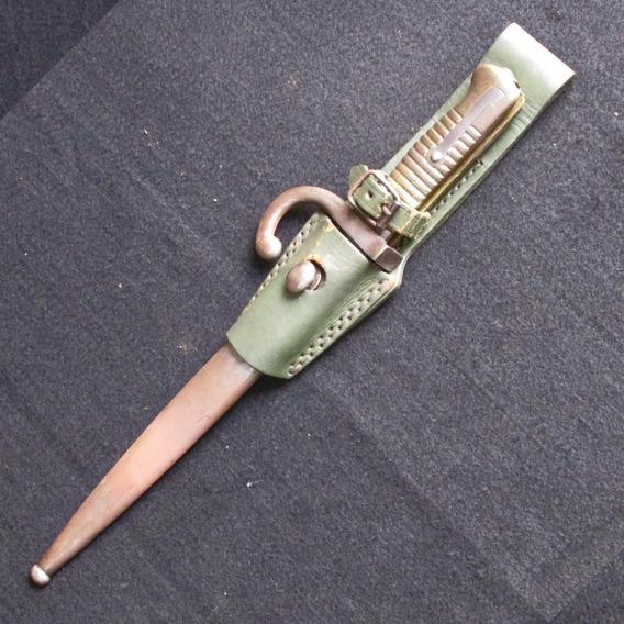 Sable Cuchillo Bayoneta Mauser Modelo Argentino 1891 1° Ve