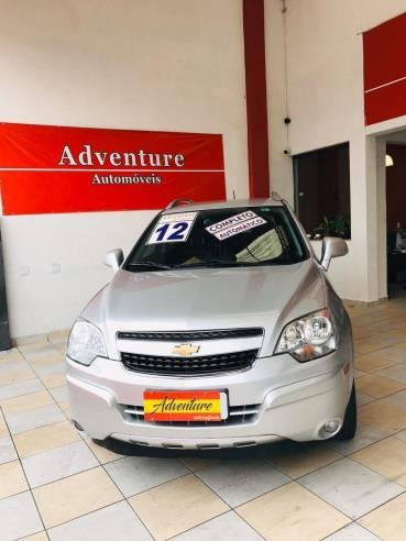Chevrolet Captiva Sport 2.4 Completo 2012 (aut)