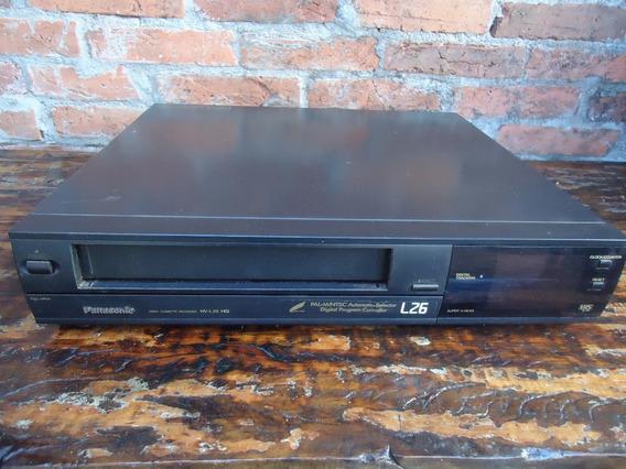 Para Conserto Ou Peças Vídeo Cassete Panasonic L26