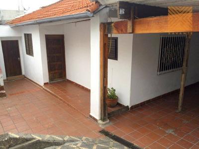 Casa Residencial Para Locação, Ermelino Matarazzo, São Paulo - Ca0210. - Ca0210