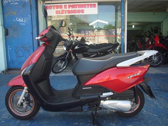 Honda Lead 110 Vermelha Ano 2014 R$ 6.800 Troco