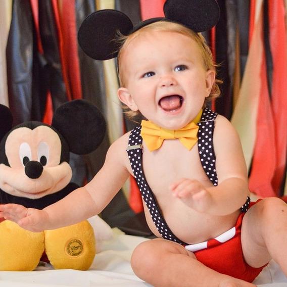 Disfraz Para Bebé De Mickey