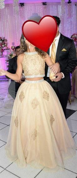 Vestido Debutante Dourado 21 Vestidos Com O Melhores