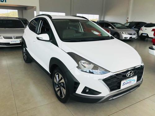 Imagem 1 de 14 de Hyundai Hb20x 2020 1.6 Evolution Flex Aut. 5p