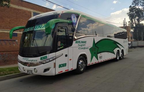 Bus Scania 2019 Berlinas