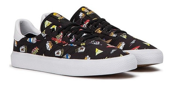 Tenis adidas Originals 3mc X Beavis & Butthead Originales