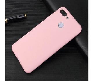 Capinha Fosca Xiaomi Mi 8 Lite 6.26 + Película Gel Curvada