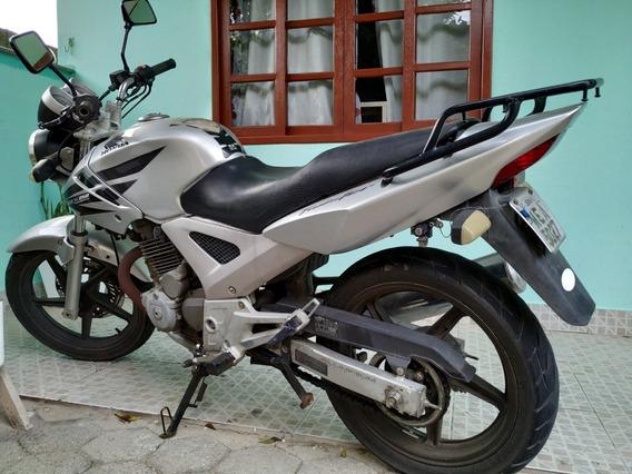Honda Cbx 250 Twister Prata, Florianopolis - Campeche