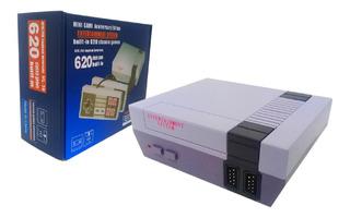 Consola De Videojuegos Retro Mini Juegos Clasicos Nes 620