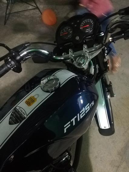 Italika Ft125ts Moto