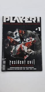 Revista Player 1 #1 Resident Evi Local Devoto Dgl/ Envios