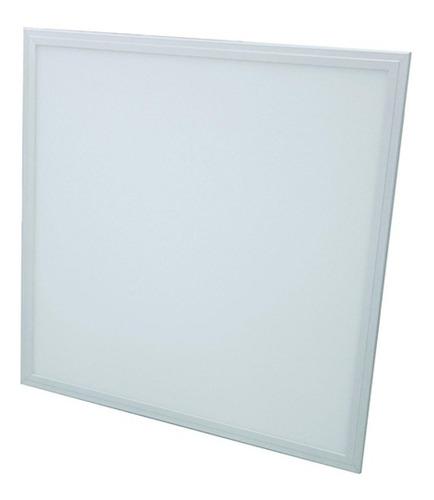 Pack X 4 Paneles Spot Led 60x60 56w Marca Candil Luz Neutra Fria 5000 Lumenes Iluminacion Oficinas Locales Salones