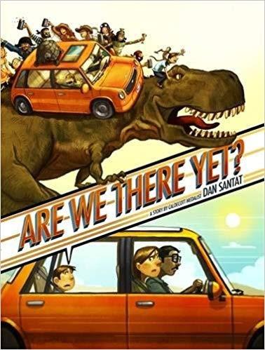 Are We There Yet? Dan Santat