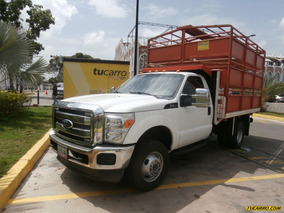 Ford F-350 Xl Reg Cab Super Duty - Sincronico