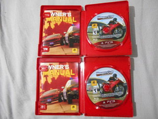 Ps3 Midnight Club Los Angeles Complete Edition Autos Juegos