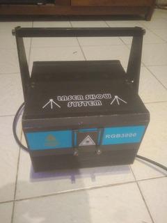 Laser Rgb 3w Ilda Show 3000mw