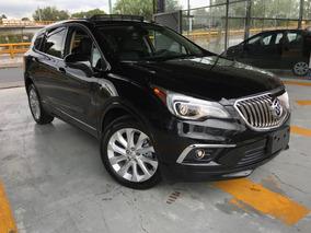 Buick Envision 2.0 Cxl Piel Quemacocos Panorámico Gps 2017