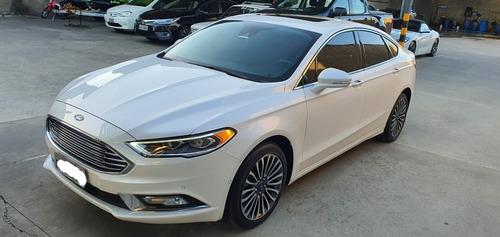Ford Fusion 2018 2.0 Titanium Ecoboost Awd Aut. 4p