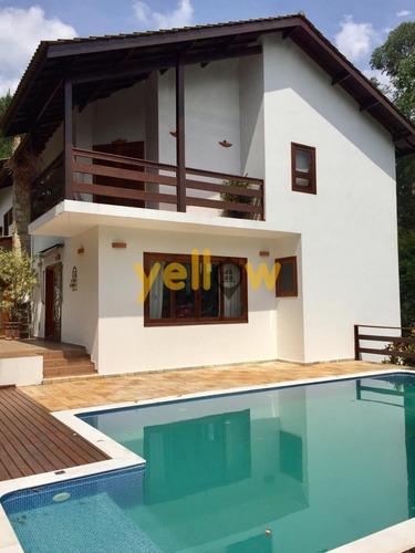 Imagem 1 de 18 de Casa - Novo Horizonte Hills I E Ii - Ca-1808