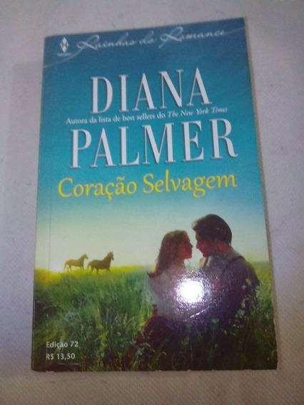 Livro Harlequin Rainha Dos Romance Coração Selvagem C1