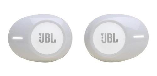 Imagen 1 de 3 de Audífonos in-ear inalámbricos JBL Tune 120TWS white