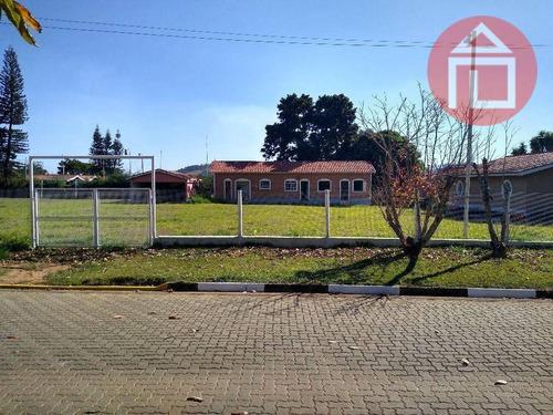 Imagem 1 de 11 de Terreno À Venda, 1140 M² Por R$ 650.000,00 - Condomínio Represa Bragança Paulista - Piracaia/sp - Te1408