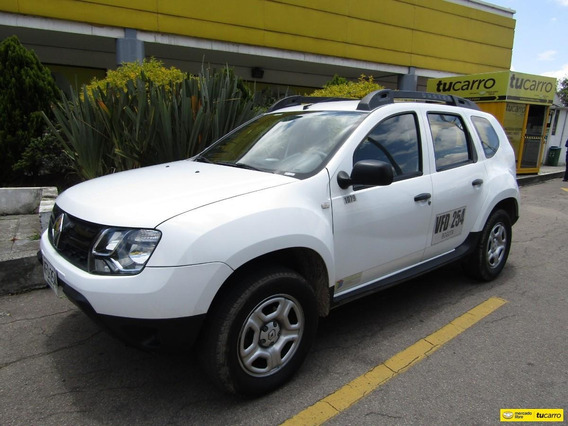 Renault Duster Expression 1.6 Mecánica 4x2 Publica