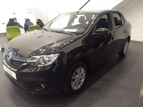 Imagen 1 de 15 de Renault Logan 1.6 16v Life 2021 Ideal Uber Cabify Taxi D