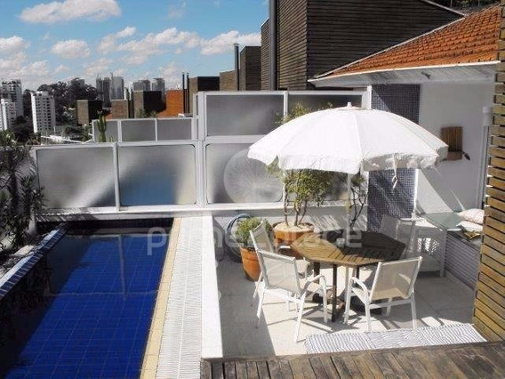 Casa Em Condominio - Real Parque - Ref: 2688 - V-2688