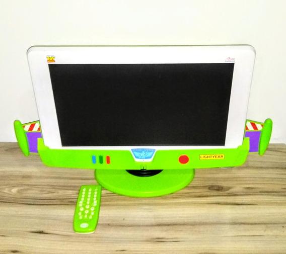 Tv Monitor Ldc Disney Pixar Buzz Lightyear Hdmi Toy Story