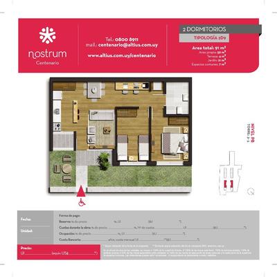 Alquiler De Apartamento En El Mejor Punto De Nuevo Centro