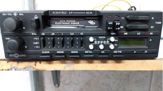 Rádio Motoradio Albatroz Ep 80 W