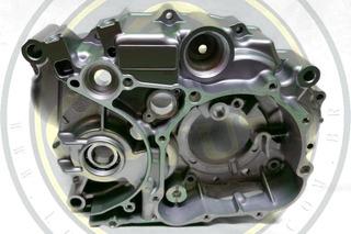 Carcaça Motor Esquerda Chassi Dafra Riva 150 Original 10375