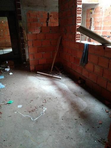 Cobertura Com 2 Dormitórios À Venda, 75 M² Por R$ 310.000,00 - Jardim Stella - Santo André/sp - Co1014