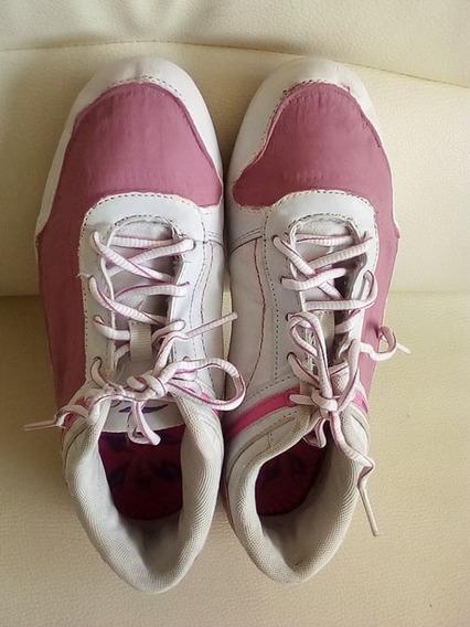 Zapatos Deportivos De Dama Marca Rs21 Talla 39