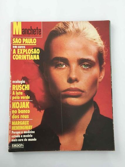Revista Manchete Kojak São Paulo - 22 Outubro 1977 - Nº 1331