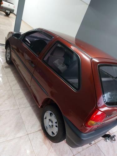 Imagem 1 de 5 de Volkswagen Gol 1998 1.0 Mi 3p