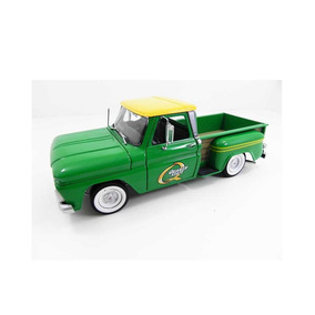 Chevy Pick Up C-10 Quaker State 1965 1/18 Greenlight