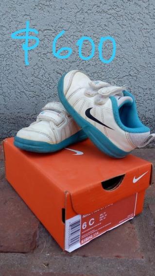 Zapatillas Nike (muy Poco Uso)