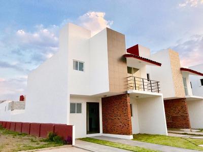 Disfurta Vivir En Esta Hermosa Casa, Compra Con Tu Infonavit