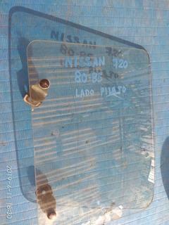 Cristal Costado De Cabina Y 1/2 Lado Piloto Nissan 720 80-